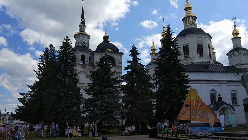 Успенский храм Наталья Золотарева