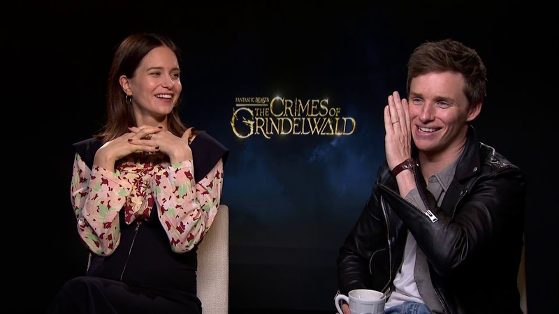 Eddie Redmayne reveals which classic Harry Potter character he wants to see in Fantastic Beasts