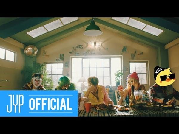 장우영 (Of 2PM) Party Shots M/V