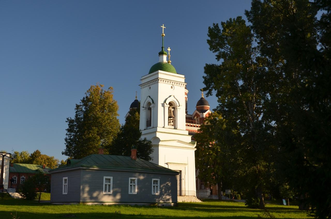 RqiT6kQ75bs Спасо-Бородинский монастырь.