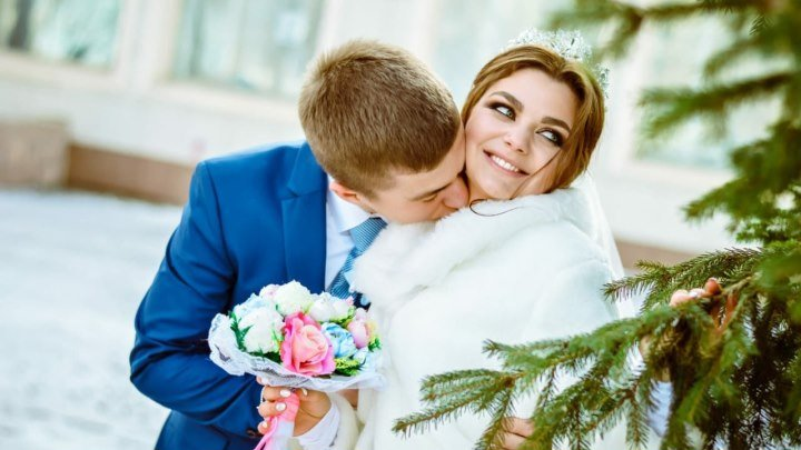 Илья и Любовь - Свадебный ролик (г. Атбасар)