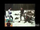 Викинги+Мол.Викинки vs Метеор