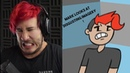 Markiplier Funny Moments ANIMATED ( LIVE ACTION!)