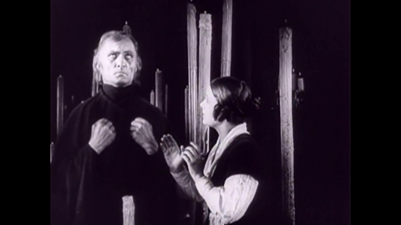 A Morte Cansada (1921) - Legendado