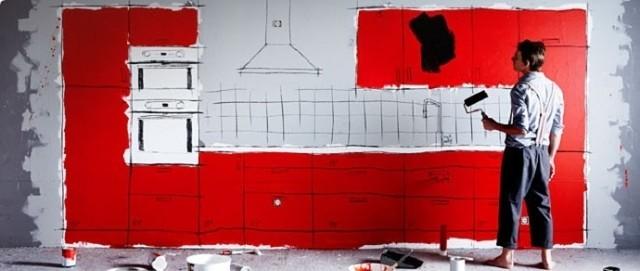 14 типичных ошибок при ремонте кухни