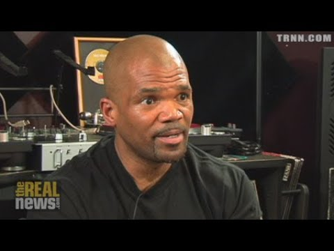 Chuck D and DMC on hip hop and America Pt1