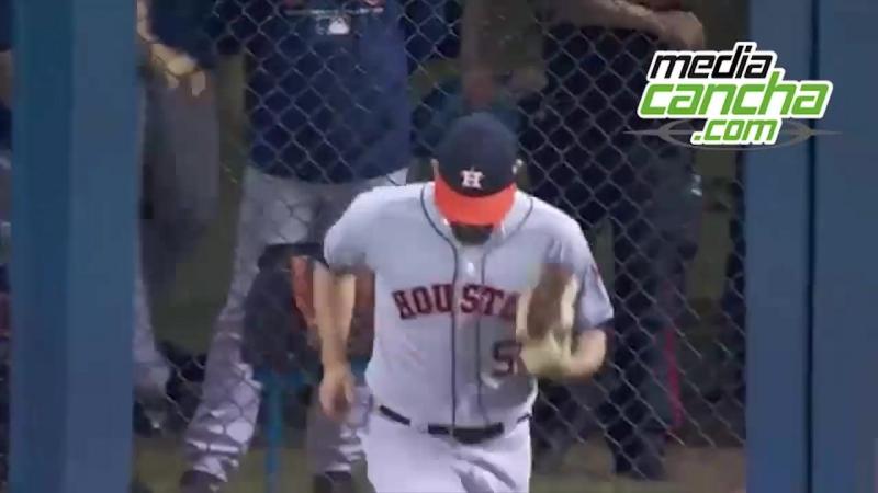 Osuna pieza clave para Astros en playoffs