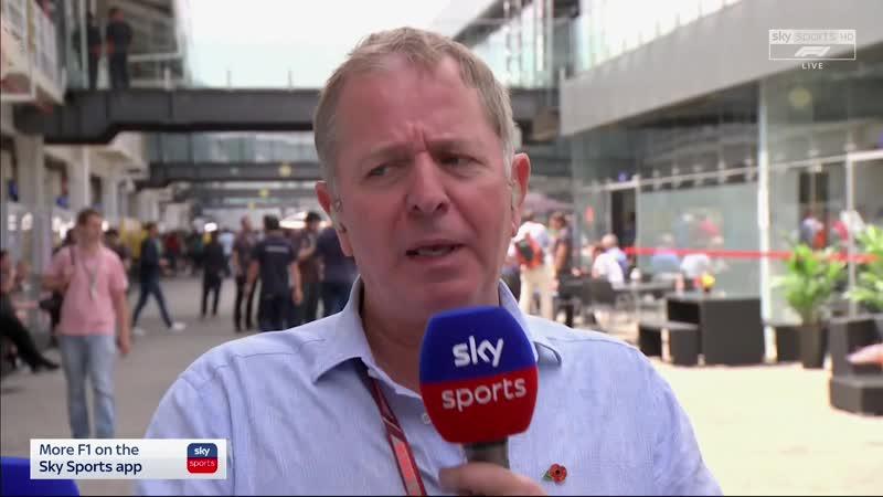Гран-при Бразилии 2018. Pre-Qualifying Buildup [Sky Sports]