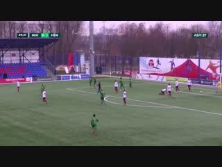 0:2 - Алексей Легчилин. Минск - Неман | 24/11/2018. Высшая лига, 29 тур