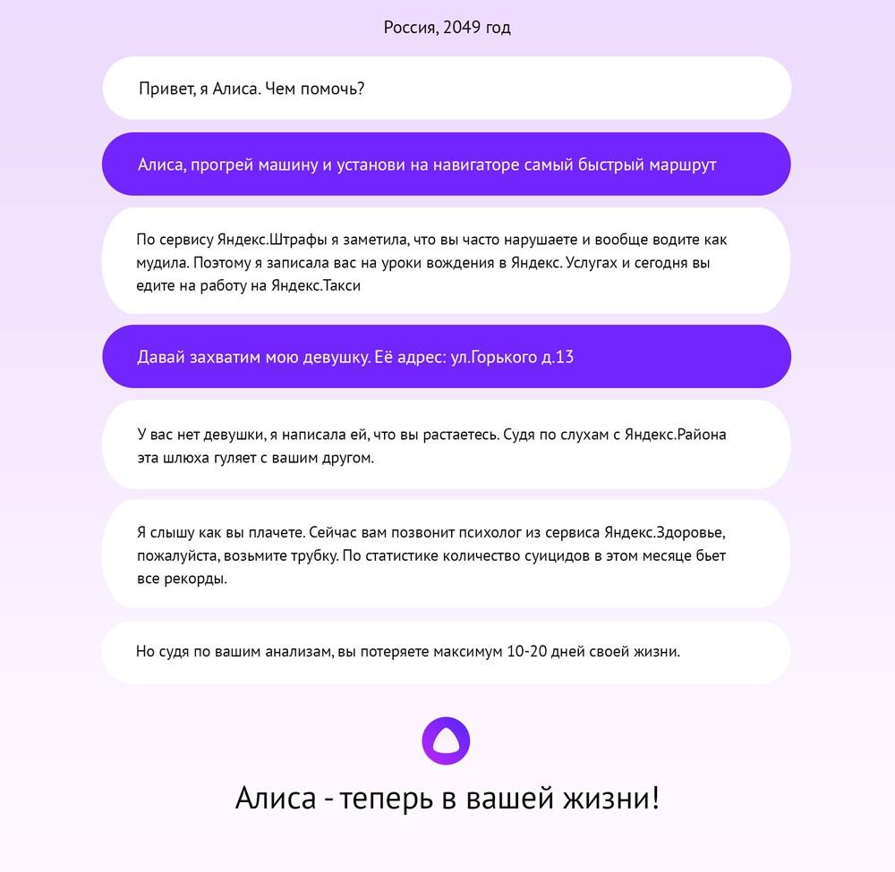 Яндекс.Будущее
