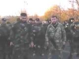 Чеченцы  прибыли в Донецк на помощь ДНР НОВОСТИ  УКРАИНА СЕГОДНЯ