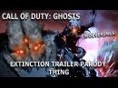 Call of Duty Ghosts - Extinction Trailer Parody - Aliens, Butsecks, and ZUUL MOTHAFUCKER!