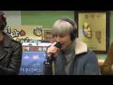 [RADIO] 151126  B.A.P - Young, Wild & Free @  Super Junior Kiss the Radio