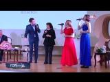 Мирей Матье встретилась со студентами Института Пушкина