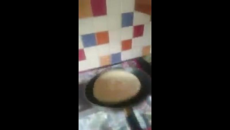 Сковородка с альки