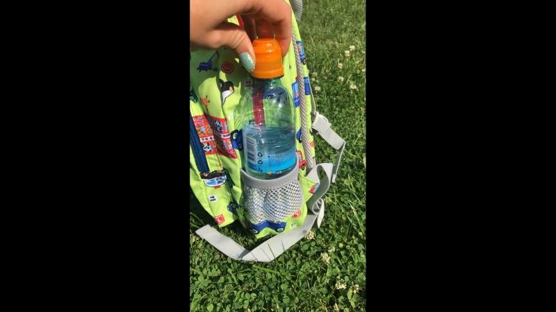 Видеообзор рюкзака dr.kong для дошкольника модель XS3