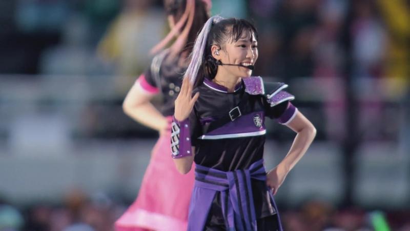 Momoiro Clover Z - Coco Natsu (Natsu no Baka Sawagi 2017 -Five The Color Road To 2020 DAY2)