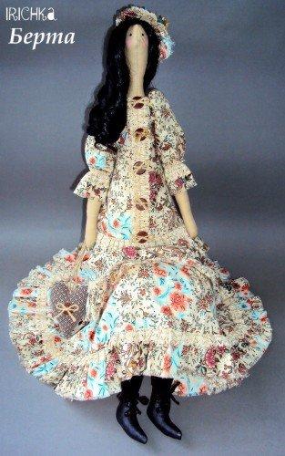 куклы совместного пошива