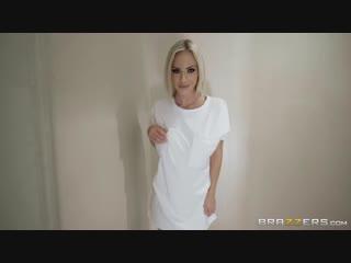 ] Nathaly Cherie - Nylon Nuru [2018-10-24, Anal, Big Tits, Blonde, Tattoos, Straight, Facial, Pantyhose, Massage, Oi