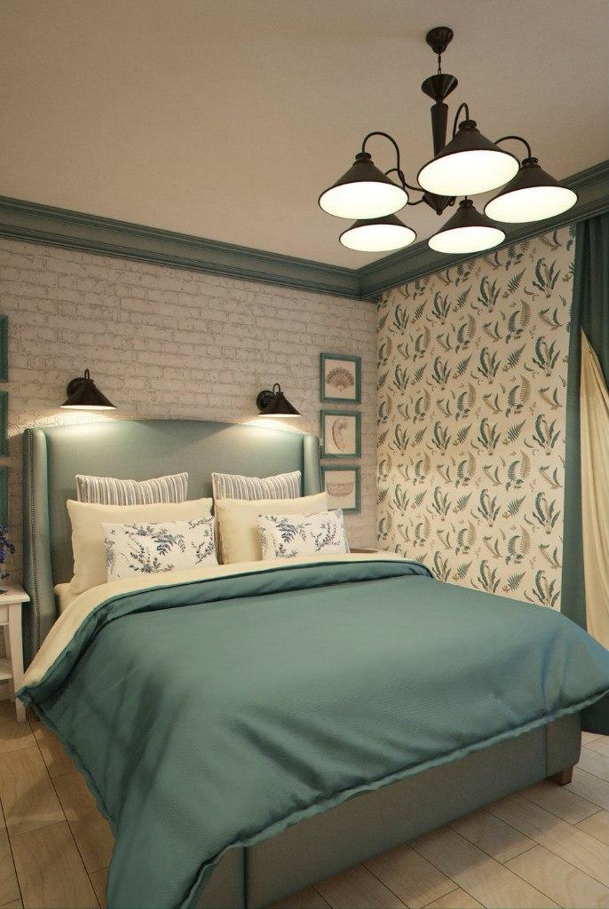Дизайн-проект квартиры-студии 36 м, автор Марина Саркисян, Москва.