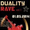 ★ DUALITY RAVE Vol.1 ★ 01 05
