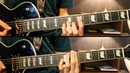 Angels Fall Breaking Benjamin Lead Rhythm Guitar Cover HD