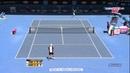 Australian Open 2010 R32 Federer vs Montanes HD