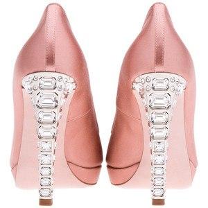 Розовые Туфли Ком