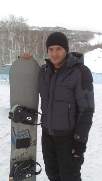 Эмиль Яхин, 8 января 1985, Магнитогорск, id228993680