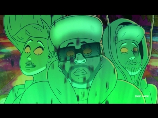 Big grams – run for your life / born to shine (feat. run the jewels)