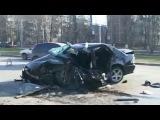 Ужасная авария в Нижнем Новогороде