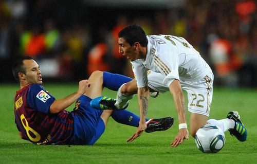 Андрес Иньеста: Желание обойти «Реал» стало еще сильнее