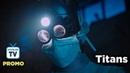 Titans 1x07 Promo Asylum