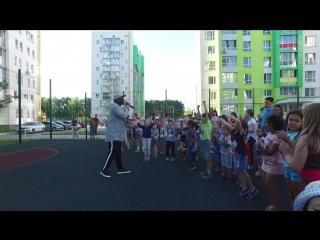 Вокально-танцевальный фестиваль в Ярком
