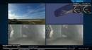 Falcon Heavy Test Flight Tesla Roadster Liftoff and landing