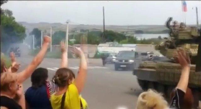 В Донецке повреждена телевышка: вещание российских телеканалов прекращено, - СМИ - Цензор.НЕТ 1000