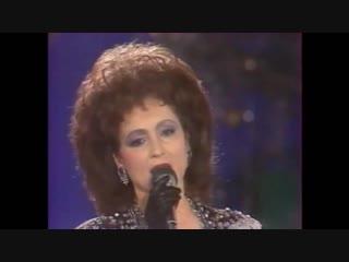 Дикие лебеди - София Ротару (Песня 89) 1989 год (В. Матецкий - М. Шабров)