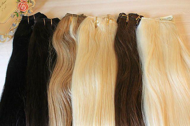 Волосы на заколках форум