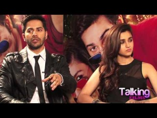 Varun Dhawan And Alia Bhatt Fun Exclusive On Humpty Sharma Ki Dulhania Part 4