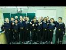 Новогоднее поздравление от класса нашего младшего кадета