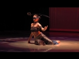 Irina Akulenko - Justice from Tarot - Fantasy Belly Dance DVD - WorldDanceNewYor