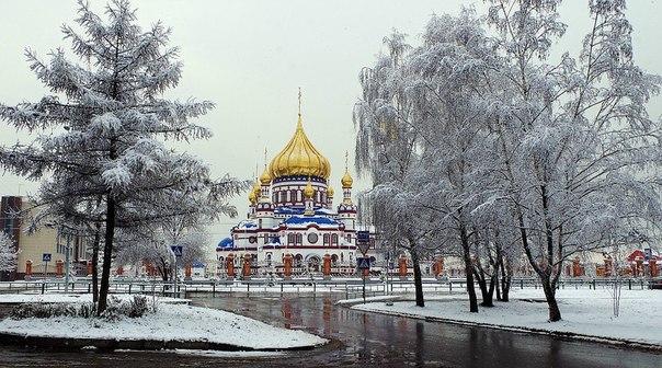 Новокузнецк, Собор Рождества Христова.