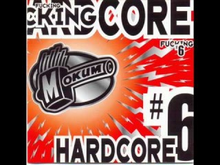 Aggroman - Starcore - Fucking Hardcore #6, Mokum Records 1997