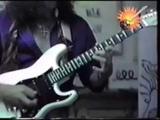 Jason Becker - Paganini's 5th caprice Electric guitar ( Private @ Jason's Studio )
