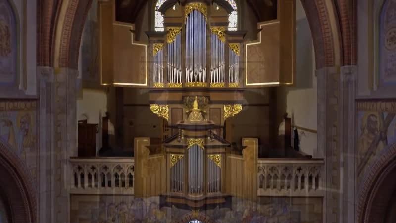 D. Buxtehude - Kommt her zu mir, spricht Gottes Sohn - Reinier Korver, organ