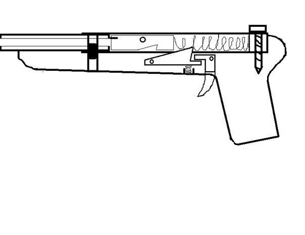 Как сделать спичкострел из прищепки