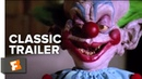 Killer Klowns from Outer Space Official Trailer 1 - John Vernon Movie (1988) HD