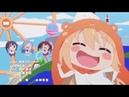 Himouto Umaru chan R Ending Theme Umarun Taisou by Sisters