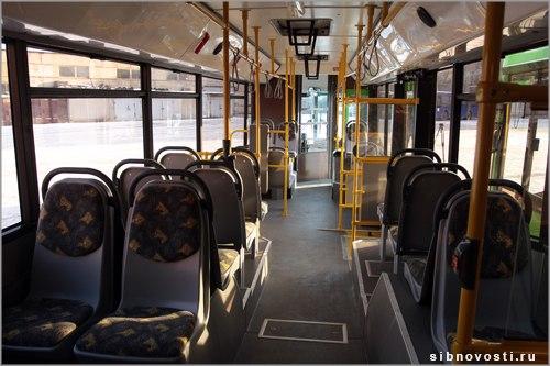 На правобережье Красноярска изменится схема движения 6 автобусов.
