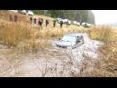 Хонда амфибия Гидроудар Большая вода Бездорожье оффроад грязь утопили паркетник кроссовер 2017
